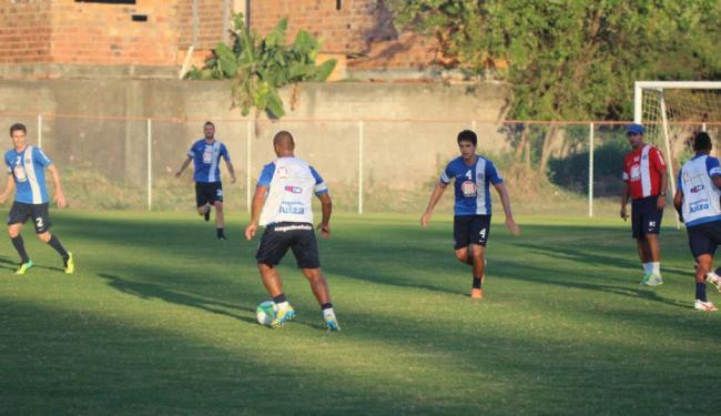 Com vantagem para o segundo jogo, Marquinhos Santos testa equipe com três zagueiros - Foto: Esporte Clube Bahia   Divulgação