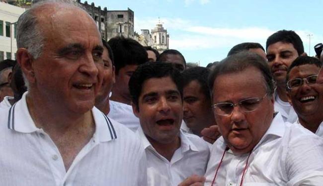 ACM Neto negociou definição de chapa com Paulo Souto e Geddel Vieira Lima - Foto: Lúcio Távora | Ag. A TARDE