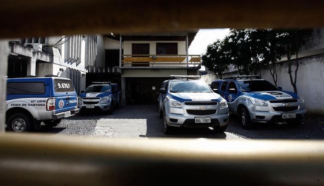Viaturas foram deixadas nos quarteis - Foto: Luiz Tito | Ag. A TARDE