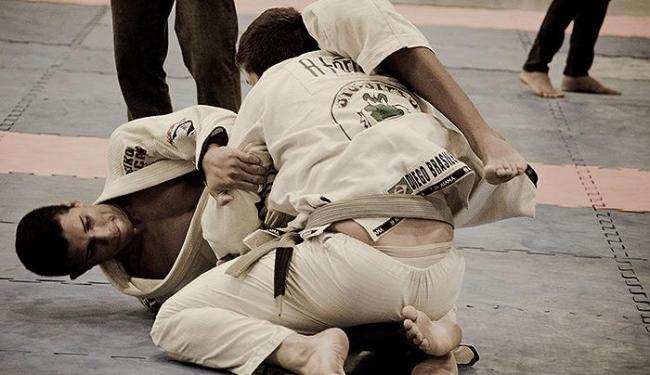 Gutemberg Pereira (à esq.) é o único atleta a representar a Bahia em Abu Dhabi - Foto: Arquivo pessoal