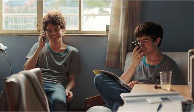 Filme faz um faz uma crônica sobre amadurecimento juvenil - Foto: Divulgação