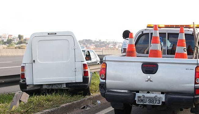 Vítima estava em Fiorino quando foi baleada - Foto: Edilson Lima   Ag. A TARDE