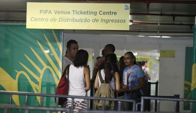Ingressos podem ser retirados em posto no Iguatemi - Foto: Edilson Lima/ Ag A Tarde