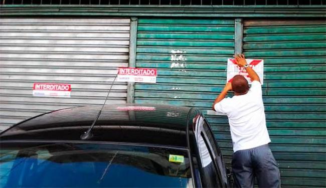 Ao todo, 10 estabelecimentos foram vistoriados nesta terça - Foto: Divulgação