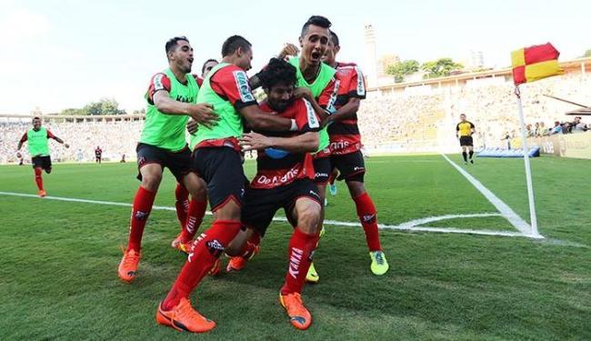 No segundo jogo, Ituano pode até empatar que garante o título - Foto: Vanessa Carvalho/Brazil Photo Press /Estadão Conteúdo
