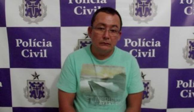 Marcelo já havia sido indiciado por crimes como furto e formação de quadrilha em São Paulo - Foto: Ascom | Polícia Civil