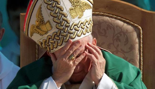 João Paulo II faleceu antes que investigação sobre os casos de abusos sexuais fosse concluída - Foto: AP Photo