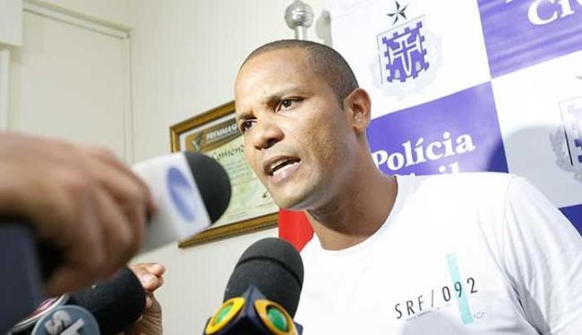 Jocival Pinto estava preso há cerca de um ano - Foto: Margarida Neide | Ag. A TARDE
