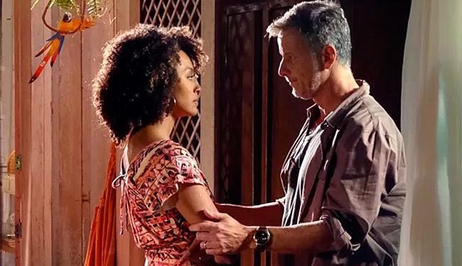 Kléber avisa que só se entrega quando salvar todos em Tapiré - Foto: Reprodução | TV Globo