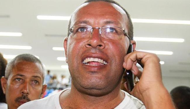 Marco Prisco também comandou greve em 2012 - Foto: Lucio Tavora/ AG. A Tarde
