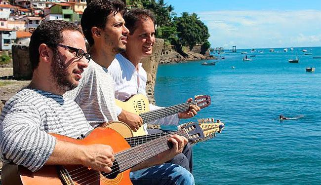 Borega, Rafael e Luciano são a nova formação do Matita Perê - Foto: Divulgação | Laís Araújo