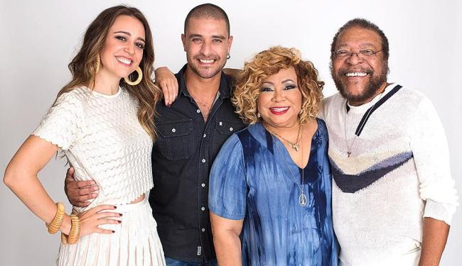 Roberta Sá, Diogo Nogueira, Alcione e Martinho da Vila se apresentam em show gratuito - Foto: Marcos Hermes   Divulgação