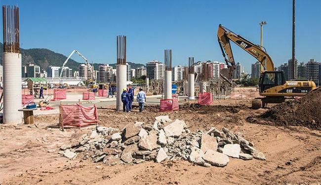 O Parque Olímpico dos Jogos Rio 2016 será o principal local de competição na Barra da Tijuca - Foto: Divulgação l Rio 2016