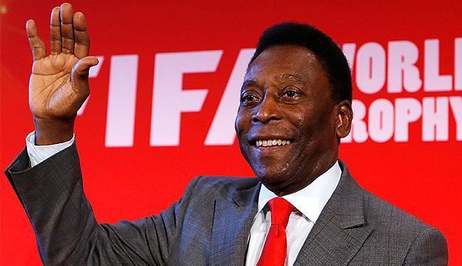 Rei do futebol faz críticas à preparação para o evento - Foto: Gonzalo Fuentes l Reuters