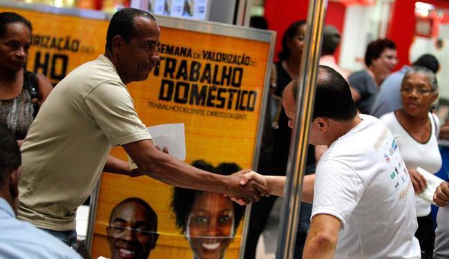 Durante três dias, população terá acesso a serviços gratuitos - Foto: Raul Golinelli | GovBA