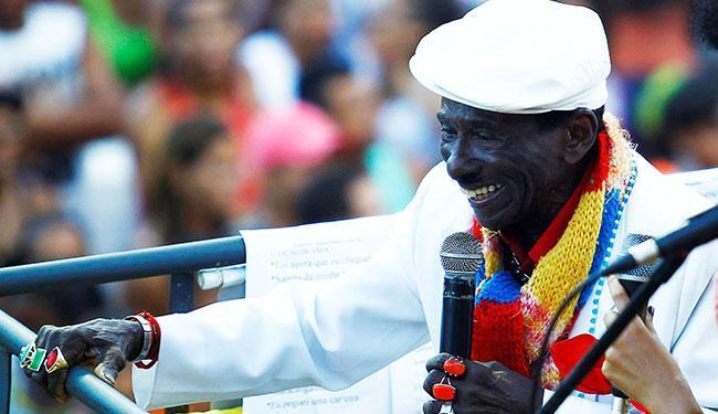 Riachão ganha, aos 92 anos, reconhecimento nacional pelo álbum Mundão de Ouro - Foto: Eduardo Martins   Ag. A Tarde
