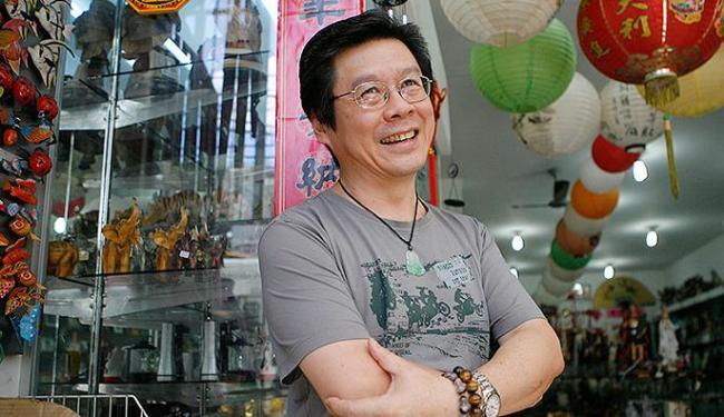 Em busca de uma nova forma de sustento, a família de Wu Ching Long deixou a cidade de Macau há quase - Foto: Marco Aurélio Martins | Ag. A TARDE