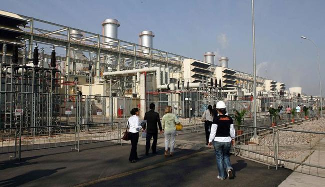 Termorio é a maior termoelétrica a gás do Brasil - Foto: Fábio Motta   Agência Estado/AE