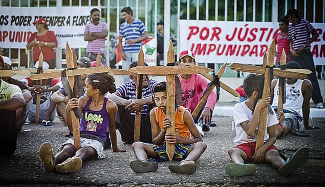Site da Onu no Brasil usou imagem da Mídia Ninja para ilustrar notícia - Foto: Mídia Ninja | Divulgação