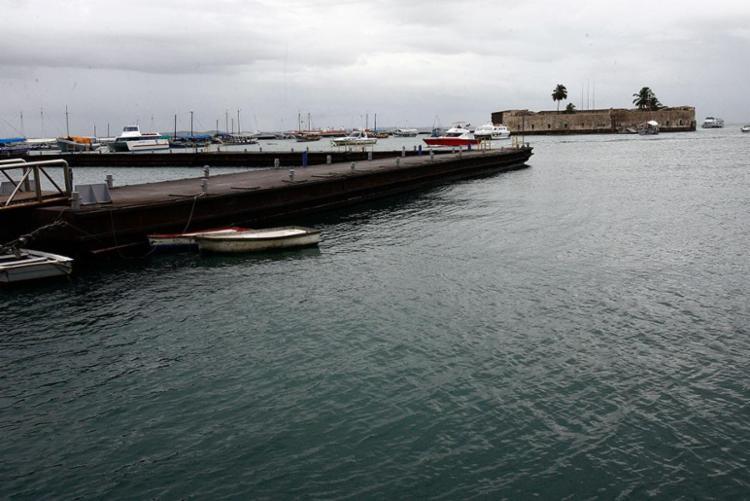 Travessia deve ser normalizada nesta sexta-feira, 20, caso as condições de navegação melhorem - Foto: Margarida Neide | Ag. A TARDE