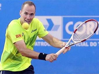 Soares (foto) e Peya venceram a primeira rodada - Foto: Cristiano Andujar l CBT