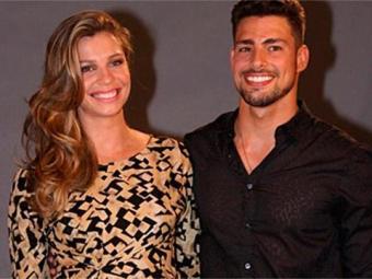 Grazi e Cauã ficaram juntos por 7 anos - Foto: TV Globo | Divulgação