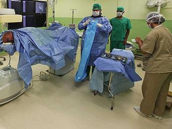Os procedimentos exigem melhores serviços e equipes - Foto: Marcelo Horn l Imprensa RJ