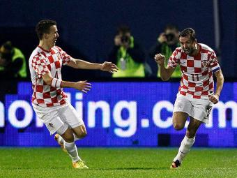 Seleção da Croácia será a primeira rival do Brasil - Foto: Antonio Bronic l Reuters