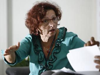Dolores Fernandez pediu mais celeridade no processo - Foto: Raul Spinassé | Ag. A TARDE