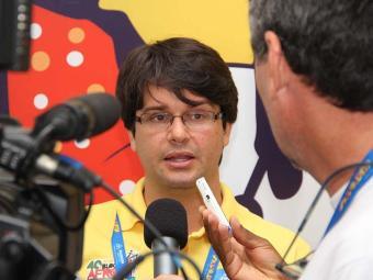Bellintan confirma que o Carnacopa corre o mesmo risco - Foto: Joá Souza   Ag. A TARDE   03.03.14
