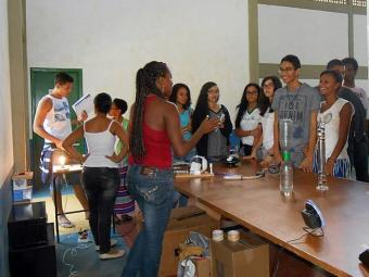 São oferecidas 60 vagas para interessados no tema - Foto: Divulgação | Clube de Astronomia