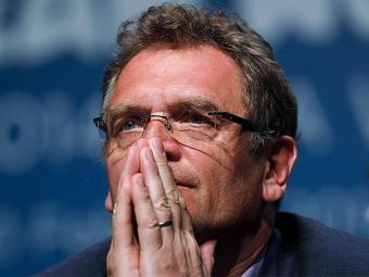 Jérome Valcke afirmou que a Copa deixará diversos benefícios para os brasileiros - Foto: Sergio Moraes l Reuters