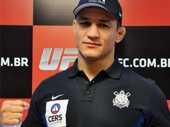 Cigano terá de adiar a sua estreia pelo UFC em solo brasileiro - Foto: Reprodução l Facebook