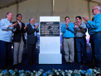 Foi investido R$ 555 mi na instalação da mineradora - Foto: Divulgação | Carol Garcia | Agecom
