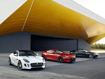 O esportivo chega em 3 versões - Foto: Divulgação Jaguar