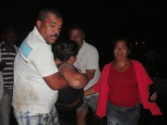 Naufrágio no norte da Bahia deixa ao menos uma criança morta - Foto: Reprodução | Site Sento Sé Notícias