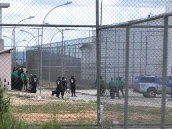 Rebelião em presídio resultou em seis mortes - Foto: RADAR64.com / Ag. A TARDE