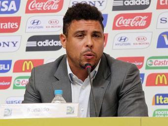 Ronaldo é membro do Comitê Organizador da Copa - Foto: Maurício Val | VIPCOMM