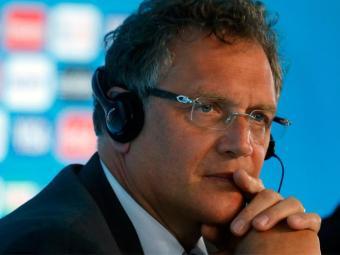 Valcke alerta sobre problemas que torcedores irão enfrentar no Brasil - Foto: Ag. Reuters
