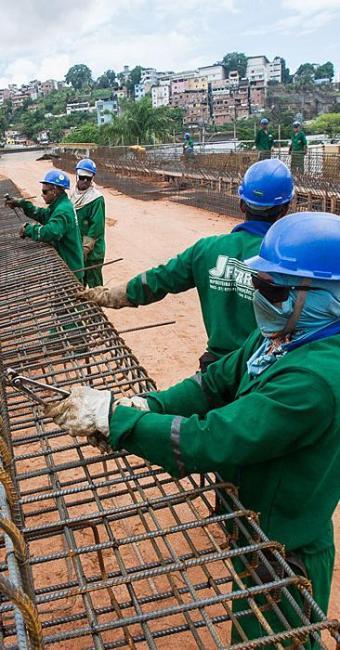 Nova unidades estão sendo construídas em Salvador - Foto: Dorivan Marinho   Arquivo   Ag. A TARDE