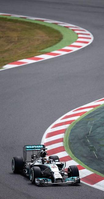 Hamilton nunca venceu no circuito do GP da Espanha - Foto: Agência Reuters