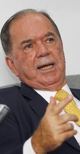 João Leão, deputado federal do PP e candidato a vice-governador da Bahia na chapa governista - Foto: Eduardo Martins   Ag. A TARDE