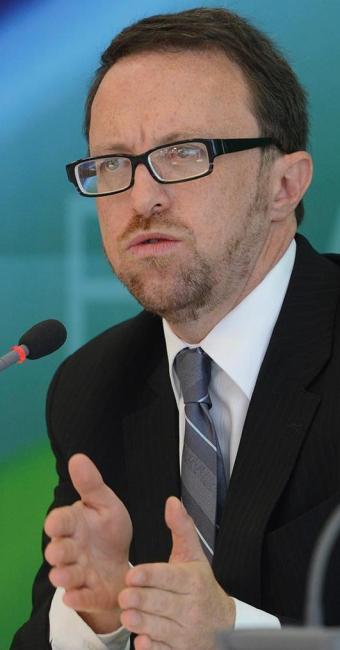 Ministro Thomas Traumman confirmou manutenção do percentual de 4,5% em 2015 - Foto: Divulgação