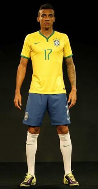 Brasil estreará com camisa amarela, calção azul e meiões brancos - Foto: Rafael Ribeiro l CBF