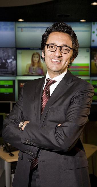 Zeinal Bava é também presidente executivo da Portugal Telecom - Foto: Divulgação