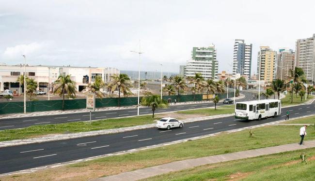 Expansão imobiliária já é uma realidade na região do antigo Aeroclube - Foto: Luciano da Matta | Ag. A TARDE