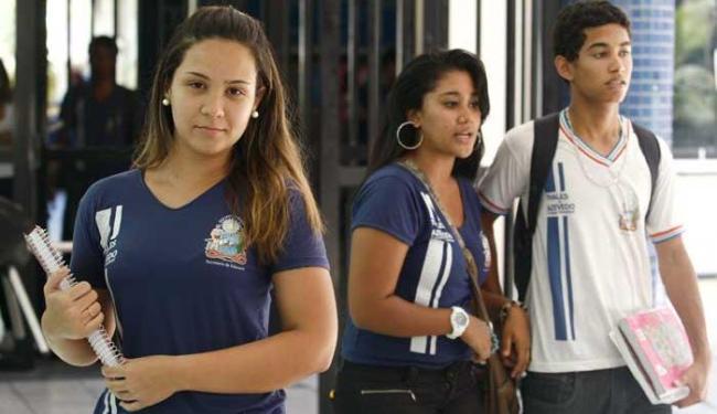 O projeto pretende beneficiar 901 escolas públicas e mais de 48 mil estudantes de todo País - Foto: Lúcio Távora | Ag. A TARDE
