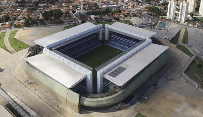 Essa é a nona morte registrada em obras dos estádios do Mundial - Foto: Ag. Reuters