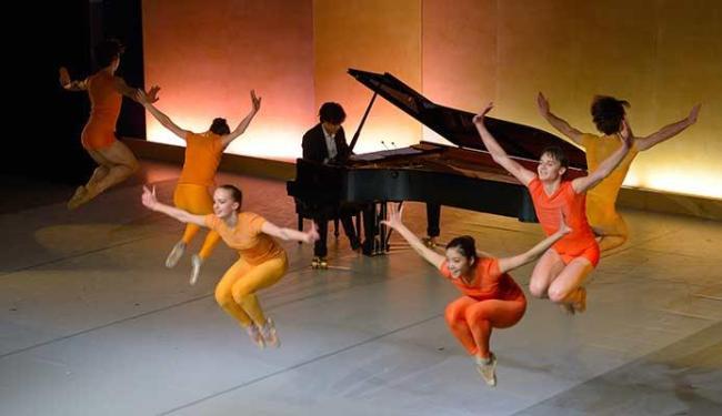 O Balé Jovem Nacional da Alemanha traz oito bailarinos - Foto: Frank Stefan Kimmel   Divulgação