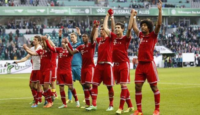 Recheados de craques, o time bávaro domina atletas convocados para o Mundial - Foto: Ag. Reuters